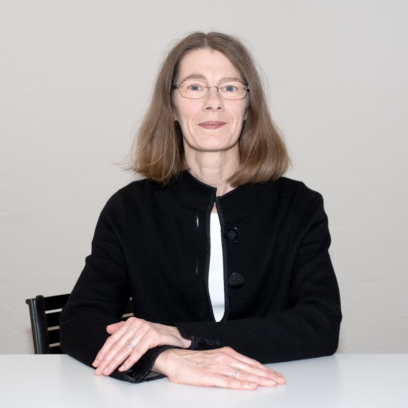 Esther Vetsch   Psychotherapeutin